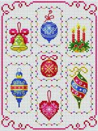 tiny decorations tons of free cross stitch patterns at this site