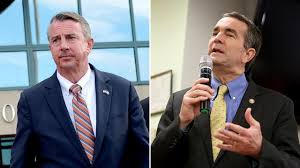 new york times forecast dial new york times brings back notorious needle for va gov race thehill