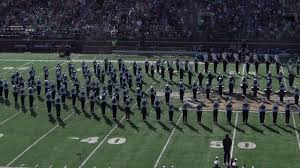 ohio university marching 110 cake by the ocean dnce youtube