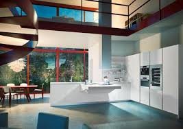 bright modern kitchen kitchen bright modern corner kitchen in an open space with white