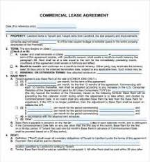 commercial lease agreement restaurant osha 300 form only