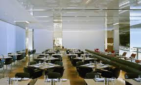 Dining Room At The Modern The Modern Dining Room Provisionsdining Com
