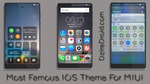 download themes xiaomi redmi 2 download most famous pure ios 11 theme for miui all xiaomi devices