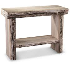console tables tree trunk console table furniture ideas table