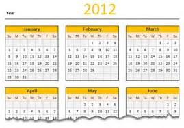 2012 excel calendar template with holidays how to write a resume