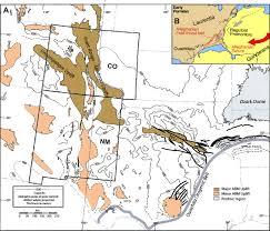 Rocky Mountain Map The Rocky Mountain Front Southwestern Usa Geosphere Geoscienceworld