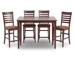 Counter Height Table And Chairs Set Counter Height Tables Furniture Row