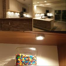 led puck lights under cabinet lighting ever brightest led under cabinet lighting puck lights