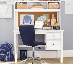 elliott desk hutch pottery barn kids throughout desks with hutch
