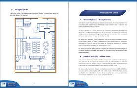 sample full service restaurant business plan template pdf cmerge