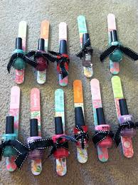 Teen Halloween Party Ideas by Diy Party Favors Or Gifts Bridesmaid Luncheon Spa Party And