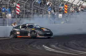 nissan 370z drift car chris forsberg talks 2014 formula d rd 1 win w video