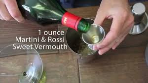 martini rossi sweet vermouth how to make woodford manhattan youtube