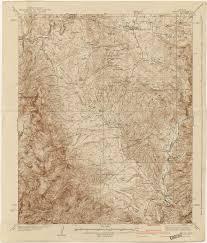 Arizona Map State by