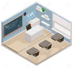 isometric classroom icon royalty free cliparts vectors and stock isometric classroom icon stock vector 22644737