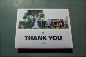 market bosworth wedding photography a beautiful thank you card