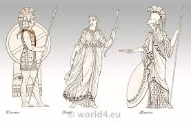 ancient roman clothing roman gods warrior costume history