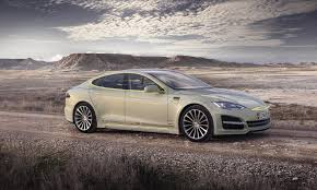 tesla concept photos of the day rinspeed u0027s tesla model s based autonomous