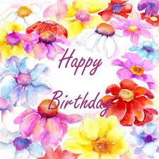 happy birthday greetings card by gill greeting cards
