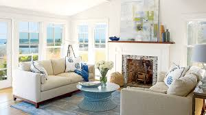 beach house living room decorating ideas 48 beautiful beachy living rooms coastal living