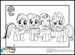 my little pony coloring pages twilight sparkle and friends