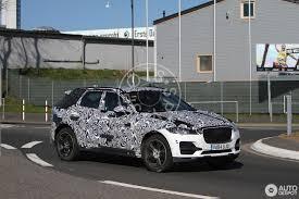 jaguar e pace mule 31 may 2016 autogespot