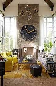 Decorating A Living Room Best 25 Oversized Clocks Ideas On Pinterest Designer Wall