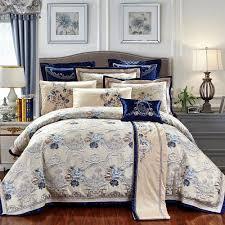 Royal Bedding Sets 4 6 Pcs Luxury Wedding Royal Bedding Sets King Size Bed Set