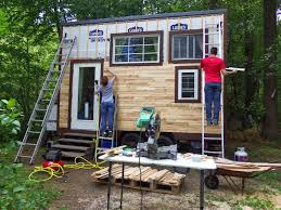 two story tiny house another tiny house story weekend update missed it by that much