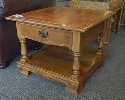 ethan allen end tables ethan allen maple end table new england home furniture consignment