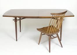 George Nakashima Furniture by George Nakashima For Widdicomb Sundra Dining Table With Leaf U2013 D