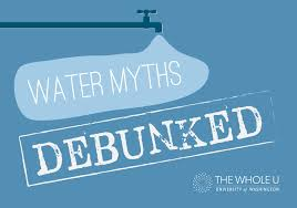 mythbusters will water help with the whole u