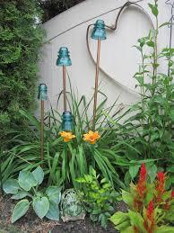 Upcycled Garden Decor 246 Best Garden Trinkets Images On Pinterest Garden Ideas