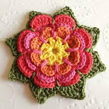 Crochet Designs Flowers It U0027s Springtime 22 Flower Crochet Patterns U2013 Crochet Concupiscence