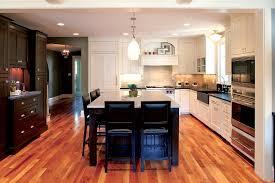 Cottage Kitchen Remodel by Updated Tudor Kitchen Remodel Mcdonald Remodeling