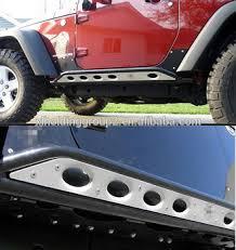 jeep wrangler side steps for sale horwin style rock slider side nerf bar suited for jeep jk