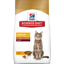 hill u0027s science diet urinary hairball control chicken cat