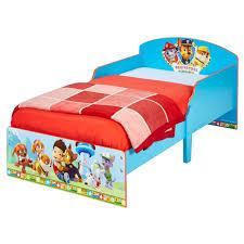 paw patrol bed 70 x 140 cm bainba com