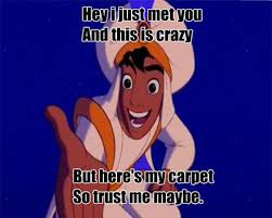Memes Center - aladdin memes funny jokes about disney animated movie