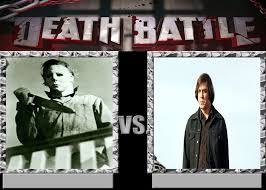 Michael Myers Memes - michael myers vs anton chigurh by normanjokerwise on deviantart