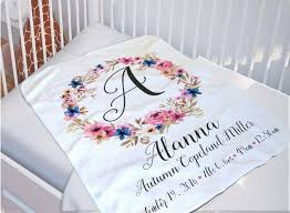 engraved blankets baby best 25 personalized baby blankets ideas on baby