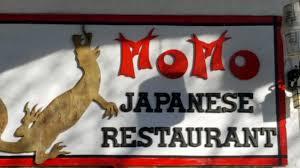 Backyard Bar And Grill Menu by Momo Japanese Restaurant Menu