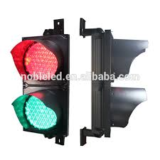 high brightness 12 24vdc green led traffic lights sale in