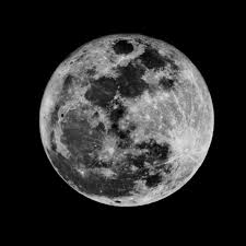 moon carolina feb 28 black and white a photo on