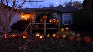 2013 pumpkin patch halloween town dusk youtube