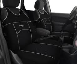 housse de siege duster 2 black pattern front car seat covers protectors for dacia duster