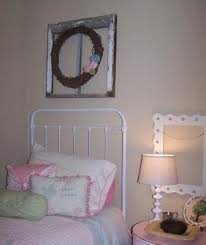 simple shabby chic girls room ideas