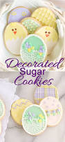 decorated sugar cookies for easter u0026 a giveaway baking sense