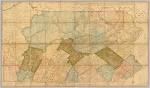 Maps Of Pa File A Map Of The State Of Pennsylvania By Reading Howell 1792