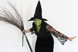 witch costumes how to create an easy no sew witch costume ehow
